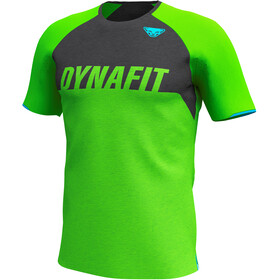 Dynafit Ride SS Tee Men lambo green